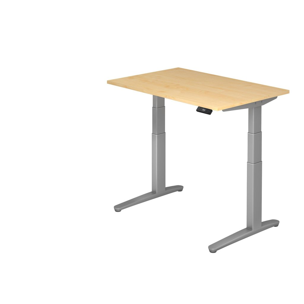 Schreibtisch Elektrisch Hohenverstellbar Serie Dx 120x80 Cm 753