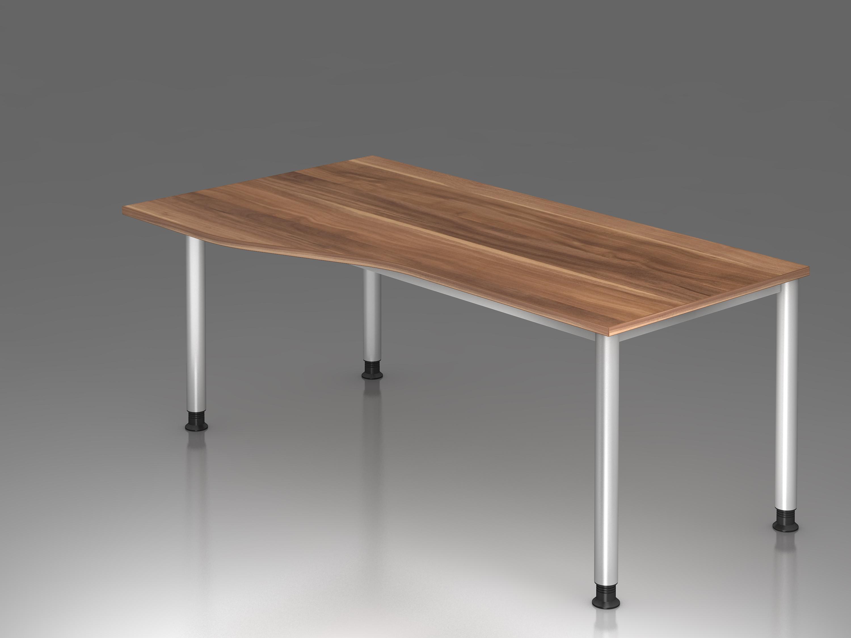 schreibtisch serie f1 180 x 100 cm h henverstellbar. Black Bedroom Furniture Sets. Home Design Ideas