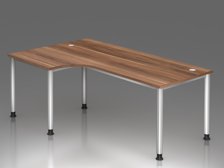 Schreibtisch serie f1 200 x 120 cm h henverstellbar for Schreibtisch 50 x 120