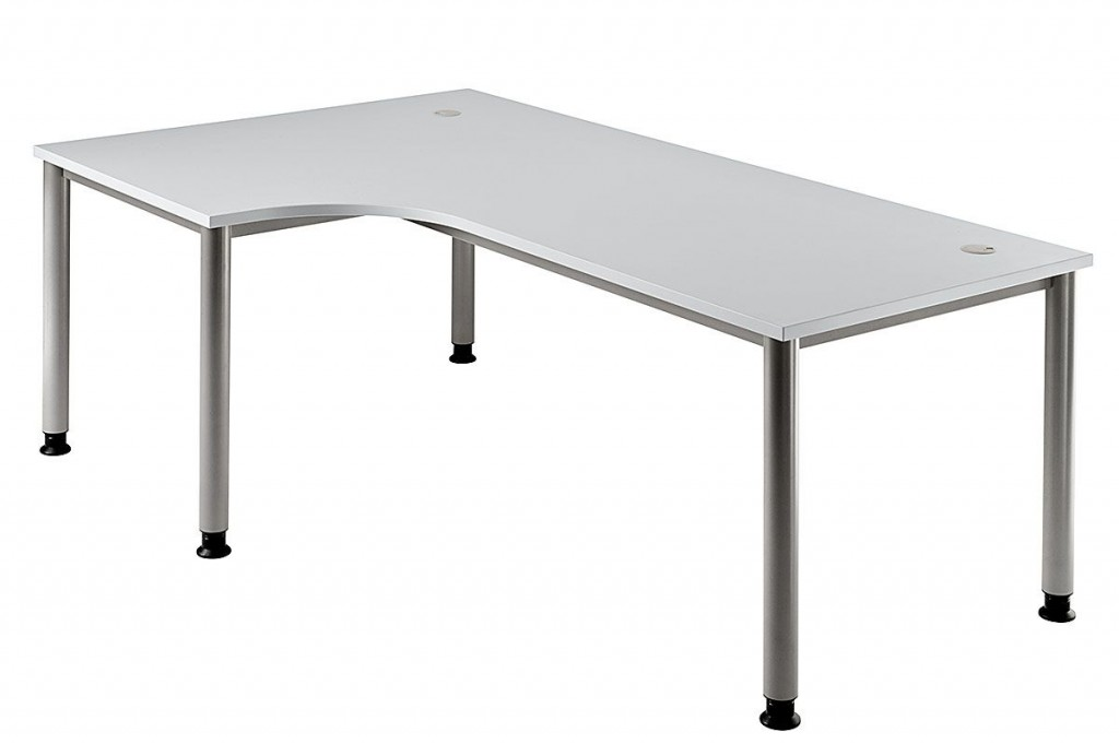 Schreibtisch winkelform 90 grad h henverstellbar f1 200 x for Schreibtisch 45 grad