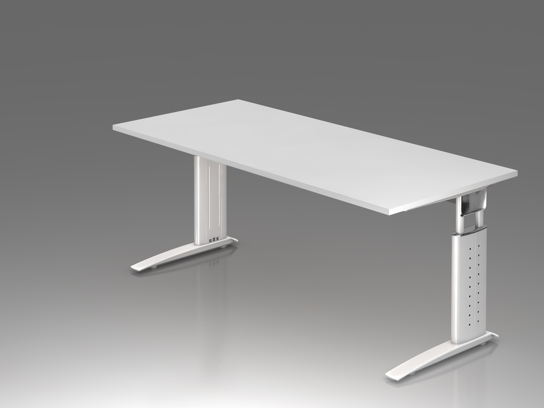 schreibtisch serie ch3 180 x 80 cm h henverstellbar. Black Bedroom Furniture Sets. Home Design Ideas