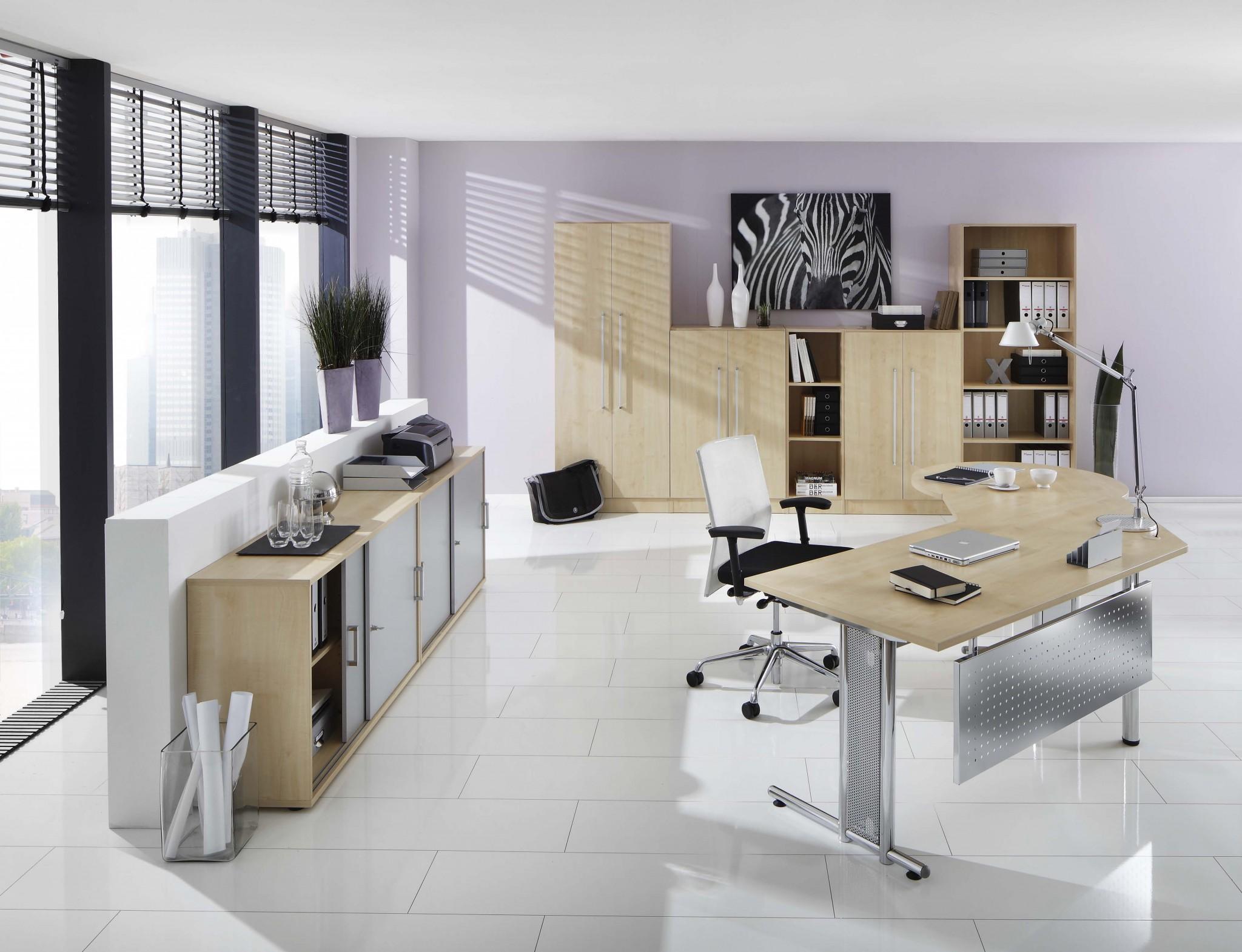 g nstige schreibtische der c3 serie mit fester h he online bestellen. Black Bedroom Furniture Sets. Home Design Ideas