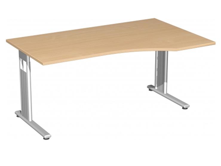 Schreibtisch C2 180 X 80/100 Cm