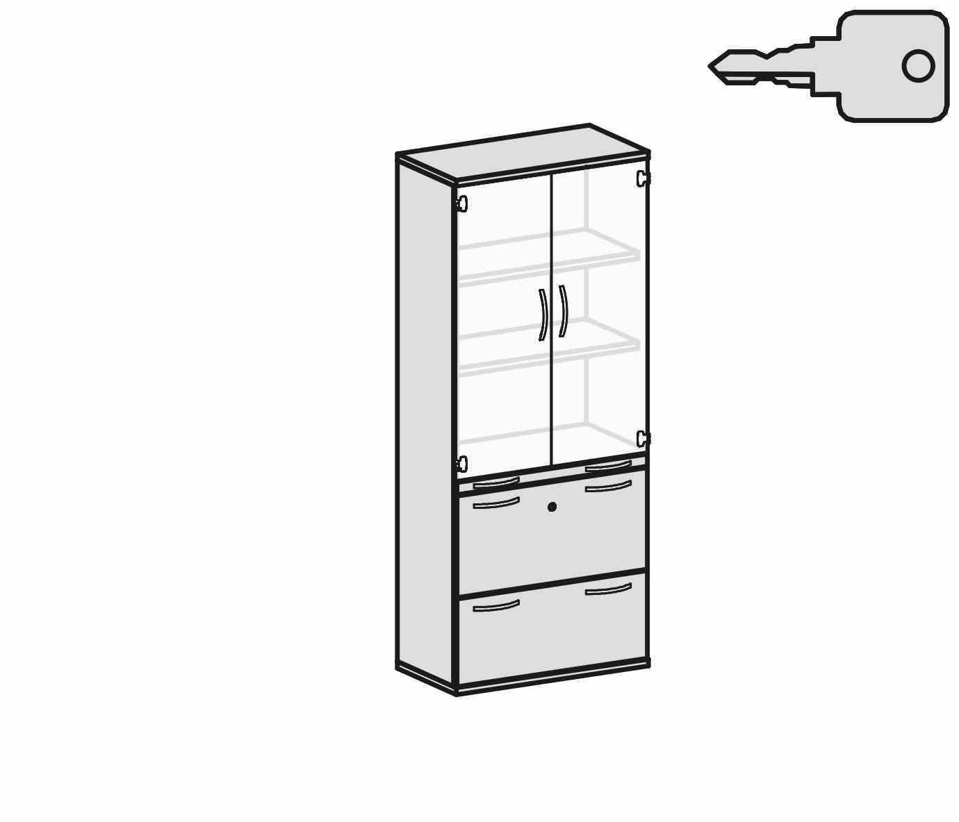 garderobenschrank 80 cm breit select garderobenschrank 4. Black Bedroom Furniture Sets. Home Design Ideas